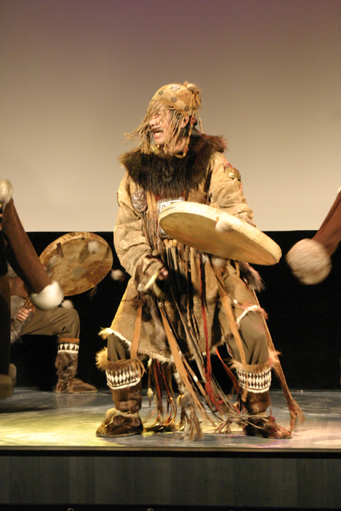 shaman npservice