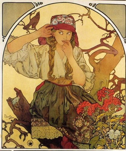 the gypsy mucha