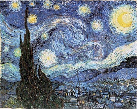 Starry Night VanGogh
