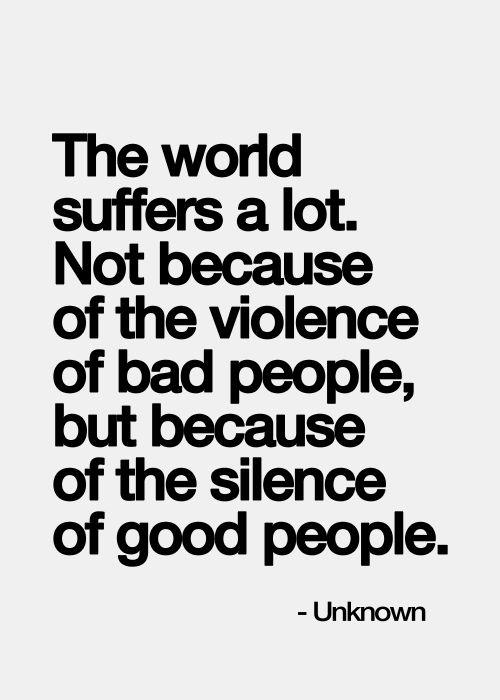 silence-and-violence